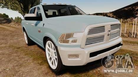 Dodge Ram 3500 Heavy Duty pour GTA 4