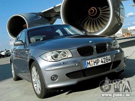 Les écrans de démarrage BMW 120i pour GTA 4
