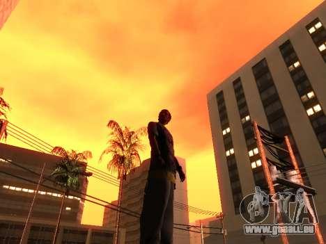 La Peau Traceur pour GTA San Andreas quatrième écran