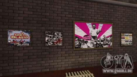 Neue Plakate in der Wohnung Playboy für GTA 4