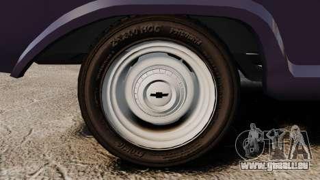 Chevrolet C10 1974 pour GTA 4 est un droit