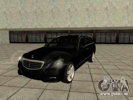 Mercedes-Benz w212 E-class Estate für GTA San Andreas