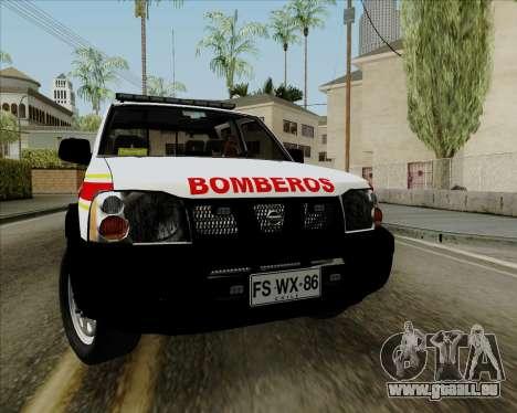 Nissan Terrano pour GTA San Andreas
