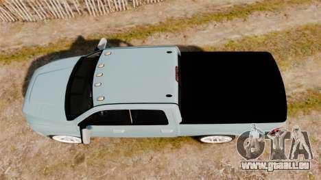 Dodge Ram 3500 Heavy Duty pour GTA 4 est un droit