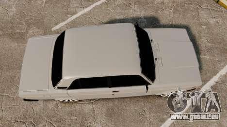 AIDE-Lada 2107 pour GTA 4 est un droit