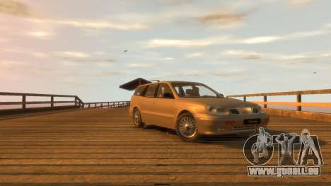 Daewoo Leganza Wagon für GTA 4 rechte Ansicht