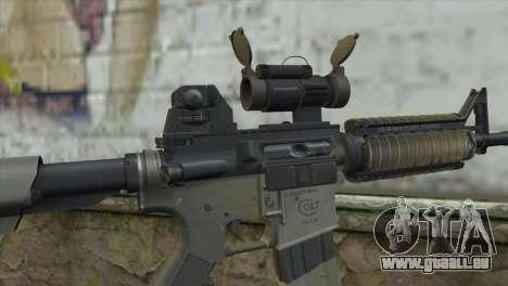 MK18 für GTA San Andreas dritten Screenshot