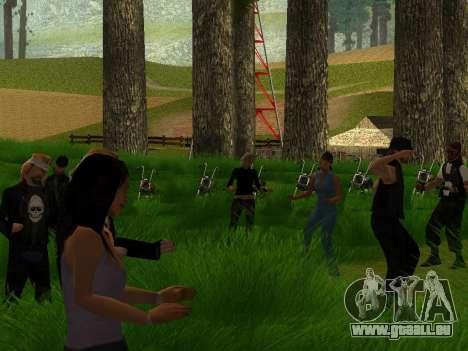 Biker Party 1.0 pour GTA San Andreas