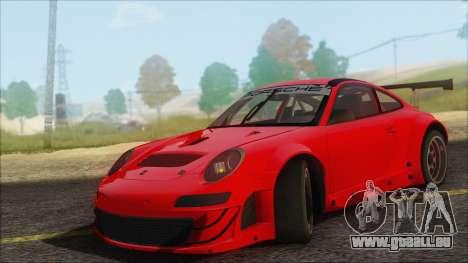 Porsche 911 GT3 RSR für GTA San Andreas