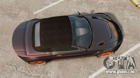 GTA V Dewbauchee Rapid GT für GTA 4 rechte Ansicht