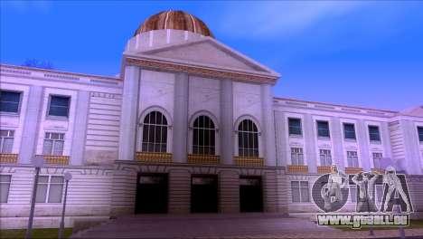 ENBSeries by egor585 V4 pour GTA San Andreas cinquième écran