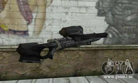 Fusil De Sniper pour GTA San Andreas deuxième écran