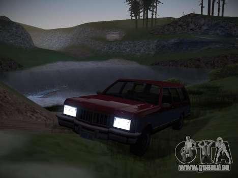 ENBSeries by Pablo Rosetti für GTA San Andreas dritten Screenshot