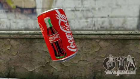 Explosive Coca Cola Dose für GTA San Andreas