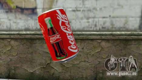 Explosive Coca Cola Dose pour GTA San Andreas