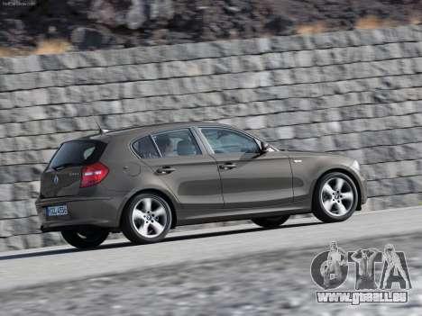 Les écrans de démarrage BMW 116i pour GTA 4 sixième écran