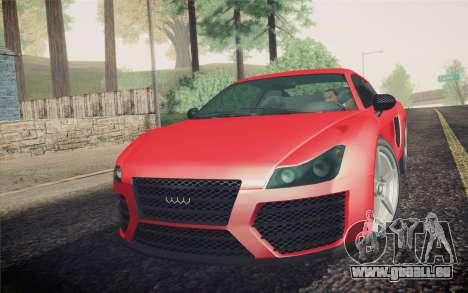 GTA 5 Obey 9f für GTA San Andreas