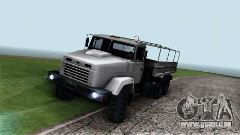 KRAZ 6322 für GTA San Andreas