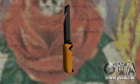 ACB-90 von BF3 für GTA San Andreas zweiten Screenshot