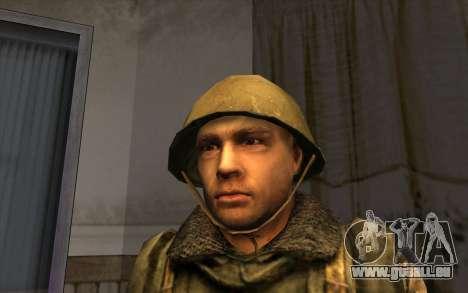 Les soldats de la SA et le Mississippi de la gar pour GTA San Andreas sixième écran