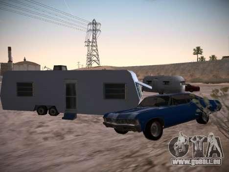 ENBSeries by Pablo Rosetti pour GTA San Andreas sixième écran