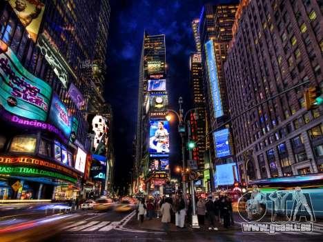 Les écrans de chargement, New York pour GTA 4 troisième écran