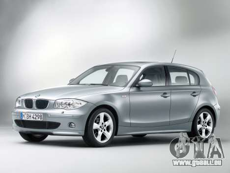Boot-screens BMW 120i für GTA 4 dritte Screenshot