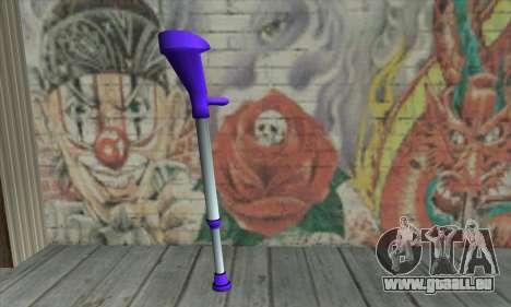 Béquille pour GTA San Andreas deuxième écran