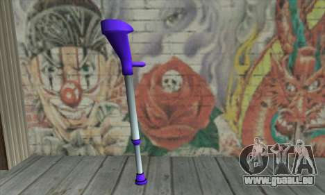 Krücke für GTA San Andreas zweiten Screenshot