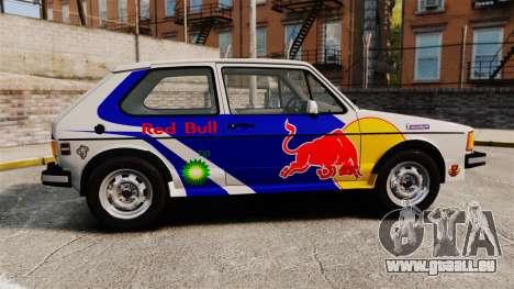 Volkswagen Rabbit GTI 1984 für GTA 4 linke Ansicht
