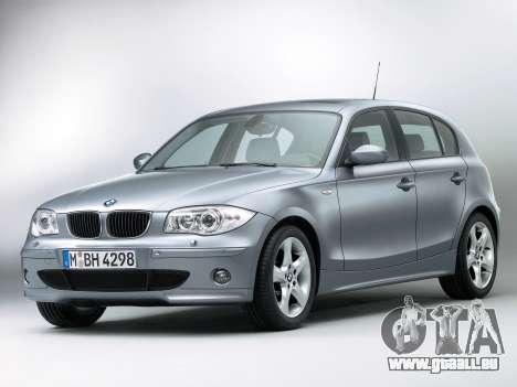 Les écrans de démarrage BMW 116i pour GTA 4 troisième écran