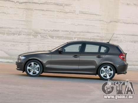 Les écrans de démarrage BMW 116i pour GTA 4 huitième écran