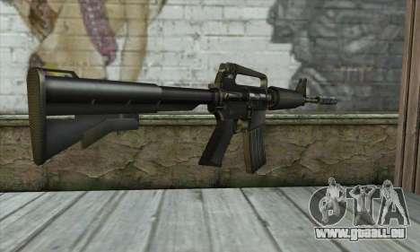 M4 из Conter Strike für GTA San Andreas zweiten Screenshot