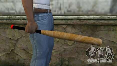 Baseballschläger für GTA San Andreas dritten Screenshot
