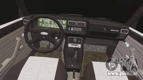 AIDE-Lada 2107 pour GTA 4 est un côté