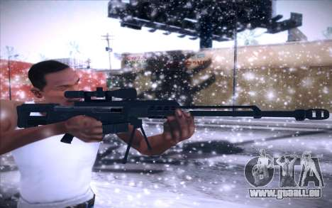 Barrett AS50 pour GTA San Andreas