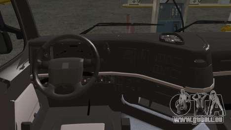 Volvo FH13 500 für GTA San Andreas Seitenansicht