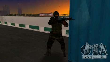 Kämpfer Alfa Antiterror für GTA Vice City