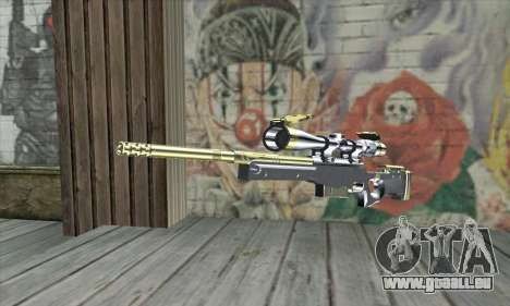 Sniper Rifle für GTA San Andreas