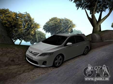 ENBSeries by Pablo Rosetti pour GTA San Andreas cinquième écran