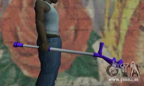 Krücke für GTA San Andreas dritten Screenshot