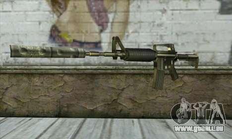 M4 из Conter Strike für GTA San Andreas
