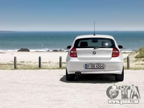 Les écrans de démarrage BMW 120i pour GTA 4 quatrième écran