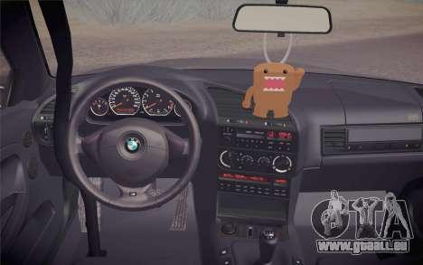 BMW M3 E36 Angle Killer für GTA San Andreas rechten Ansicht