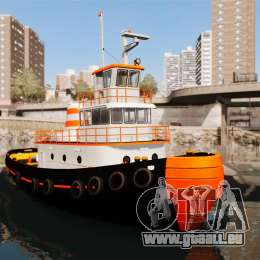 Aktualisierte Tuga für GTA 4