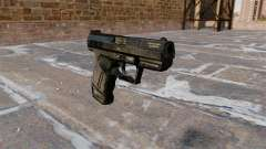 Halbautomatische Pistole Walther P99