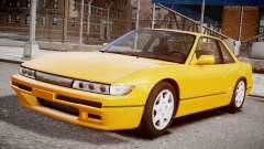 Nissan 240sx Mal de 1992