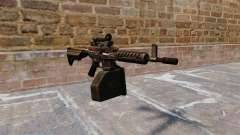 Ares Shrike 5,56 light machine gun