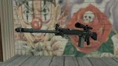 Scharfschützengewehr von L4D