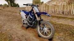 Kawasaki KX250F (Yamaha)